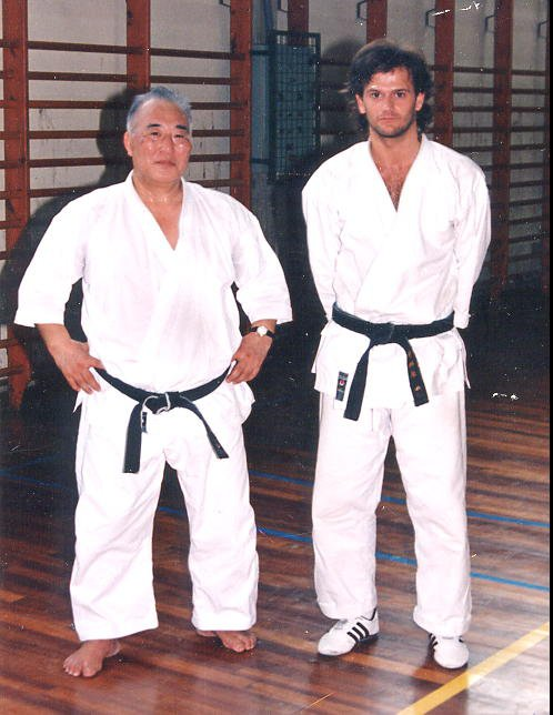 Con Taiji Kase, 1991