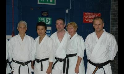 con Nishiyama s. y Kawazoe s. Edinburgh 2007